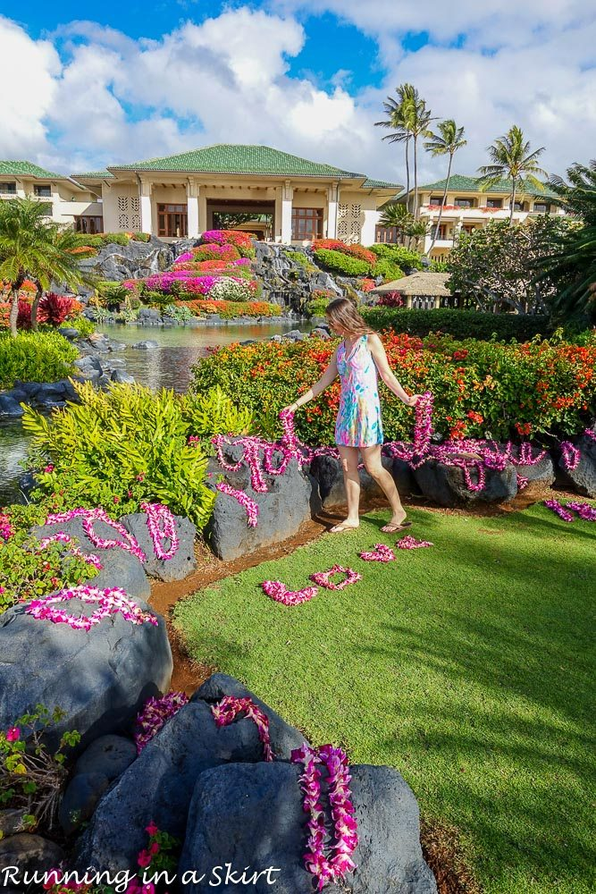 10 unforgettable experiences at the grand hyatt kauai for A touch of elegance salon kauai