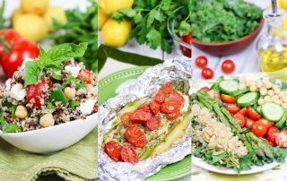 Healthy Spring Meals