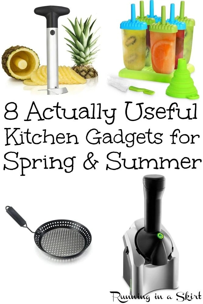 Healthy Summer Kitchen Gadgets