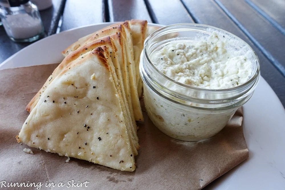 Things to do in Destin FL - Whipped Feta Dip