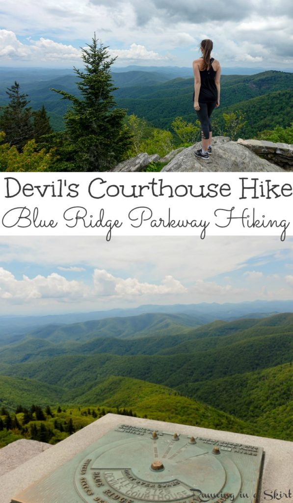 Devil's Courthouse Hike