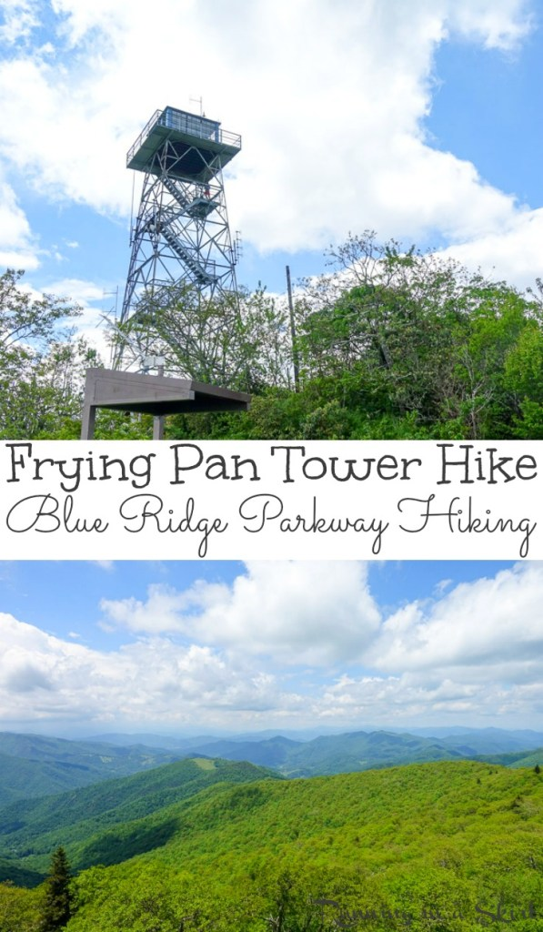 Frying Pan Tower Hike