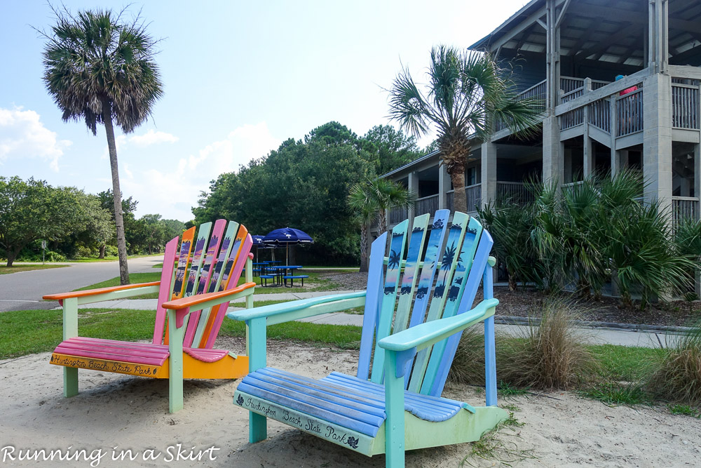 South Carolina Hammock Coast SC