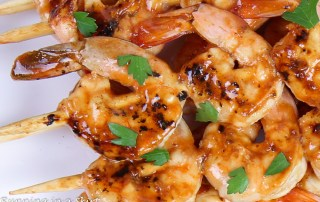 BBQ Shrimp Marinade Recipe