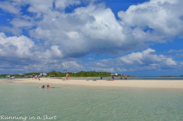 What to do in Hope Town Bahamas - Tahini Beach