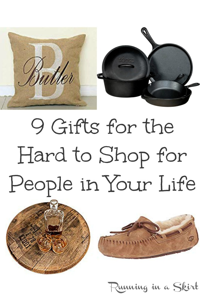 9 Gifts for the Hard to Shop for People on Your List via @juliewunder