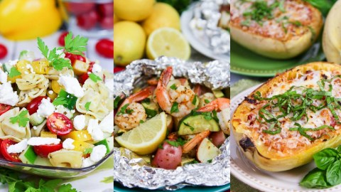 Healthy Pescatarian Meal Plan