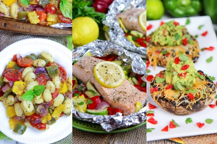 Healthy pescatarian meals for beginners