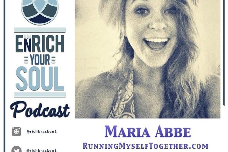 EnRich Your Soul Interview: Tackling Mental Illness With Running
