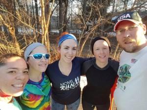 Running Friends | Running on Happy