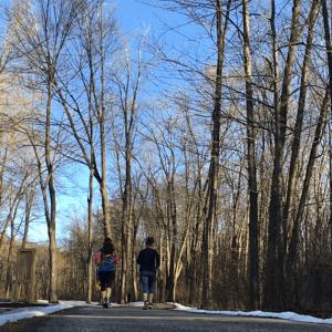 Sara and Rachel | Running on Happy