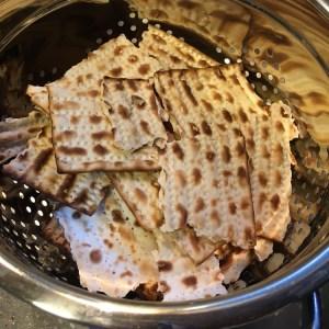 Matzah Brei | Passover 2016 | Meatless Monday | Running on Happy