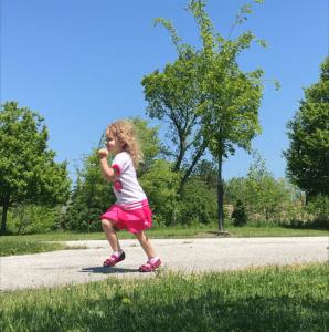 Running for Fun | Stroller Running | Running on Happy