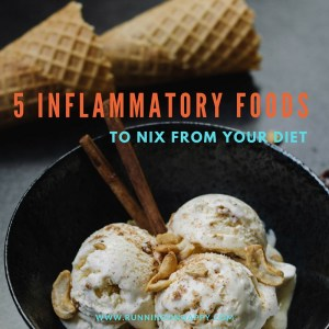 5 Inflammatory Foods to Nix From Your Diet | Running on Happy