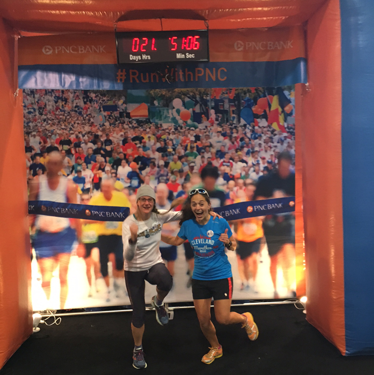 Marine Corps Marathon Review | Running on Happy