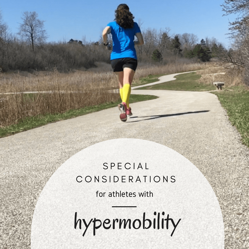 Special Considerations for Athletes with Hypermobility | Running Coaches' Corner | Running on Happy