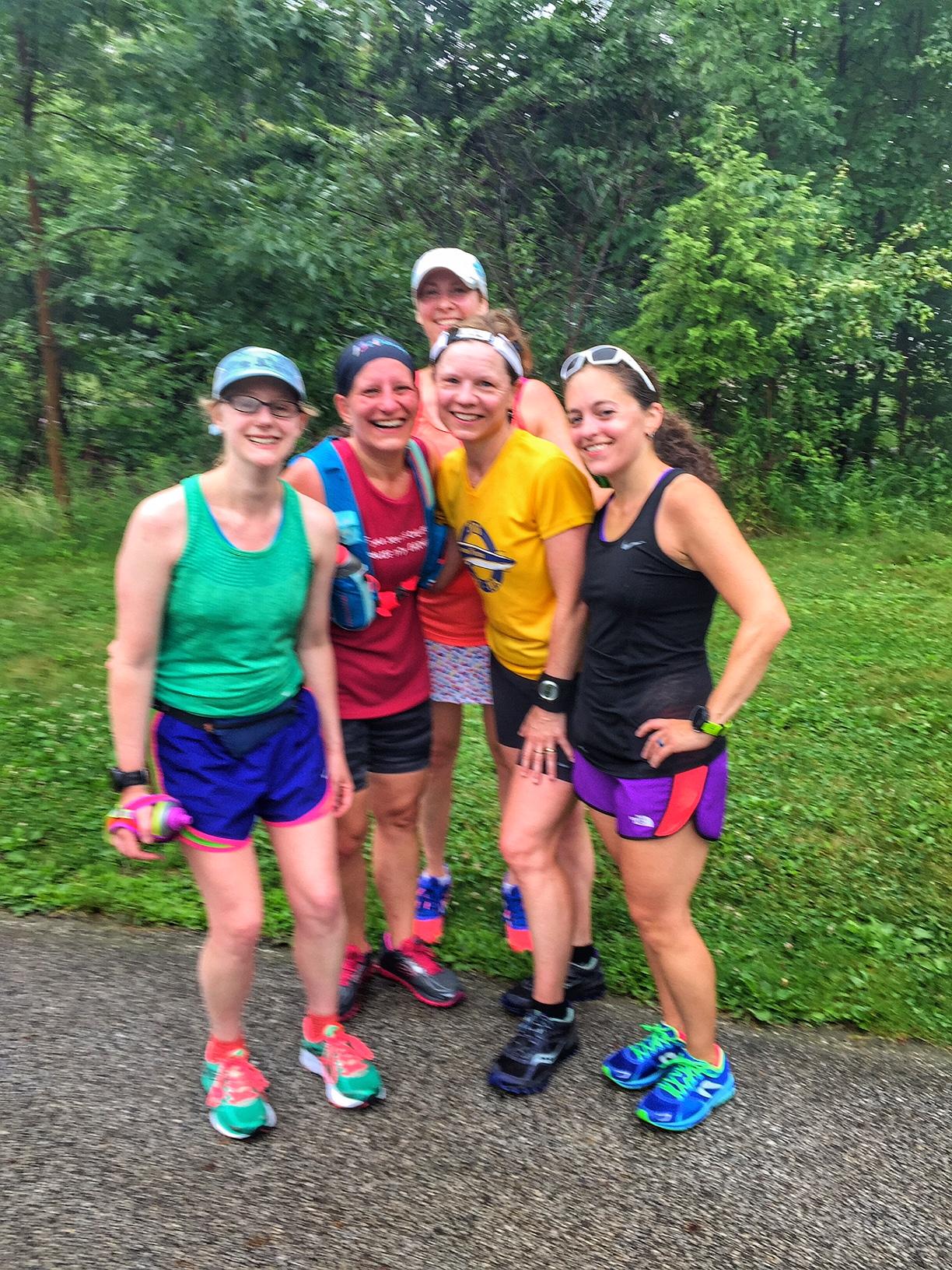 Back in the Saddle: Marine Corps Marathon Training Week 1   Running on Happy