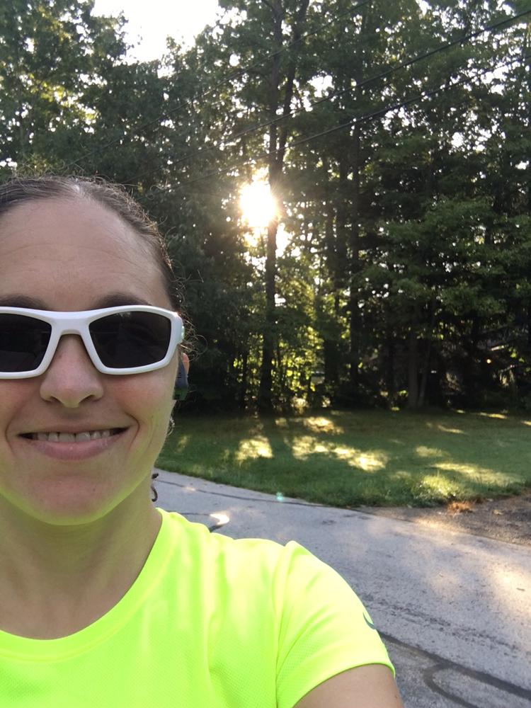No Excuses {Marine Corps Marathon Training: Week 9} | Running on Happy