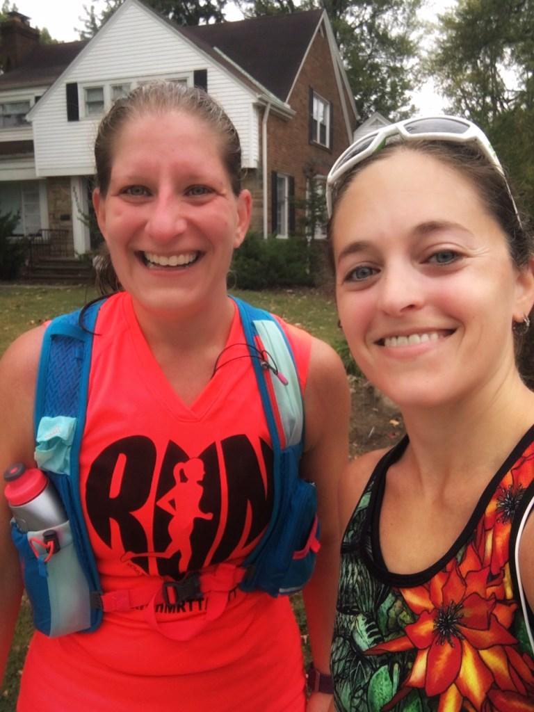 A Week of Adversity {Marine Corps Marathon Training: Week 15} | Running on Happy