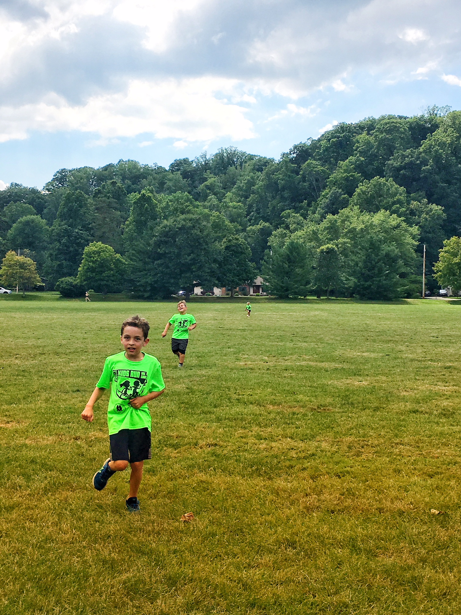 July Runfessions: Race Day, Chafing, and Running Camp | Running on Happy