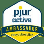 pjur active ambassador