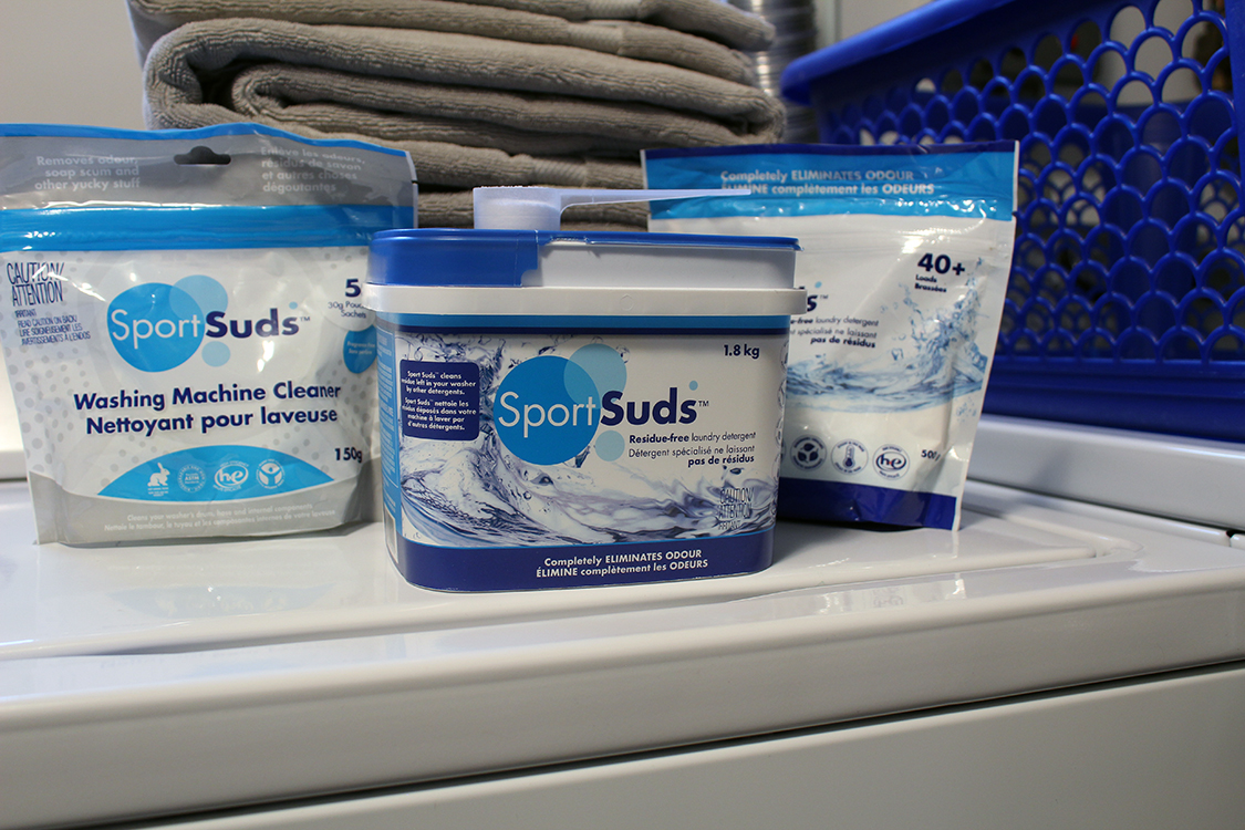 Sport Suds Laundry Detergent Review | Running on Happy
