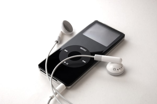 Get your iPod on!   Running on Real Food