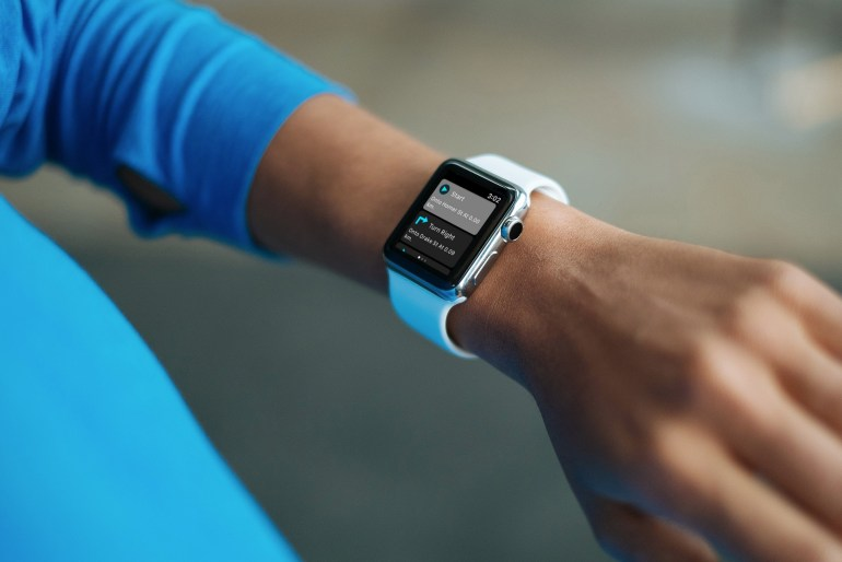 RunGo op Apple Watch