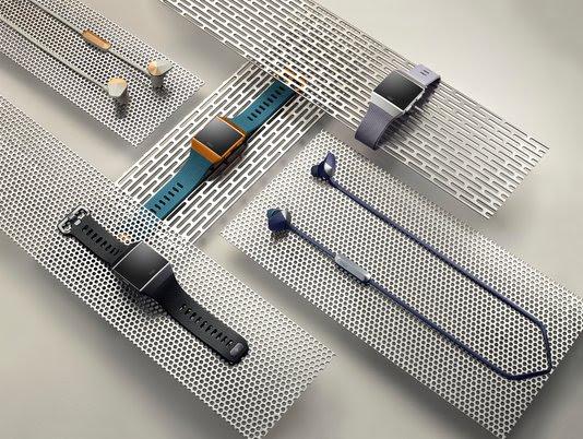 Fitbit Ionic en Fitbit Flyer