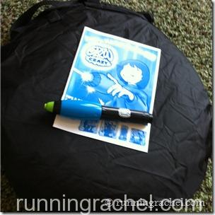 crazy glow dome bag ... & Glow Crazy with Doodle Dome - Running Rachel
