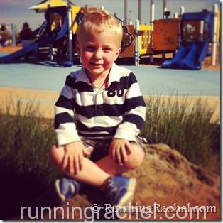 the youngest boy 3/24/13 via @runningrachel