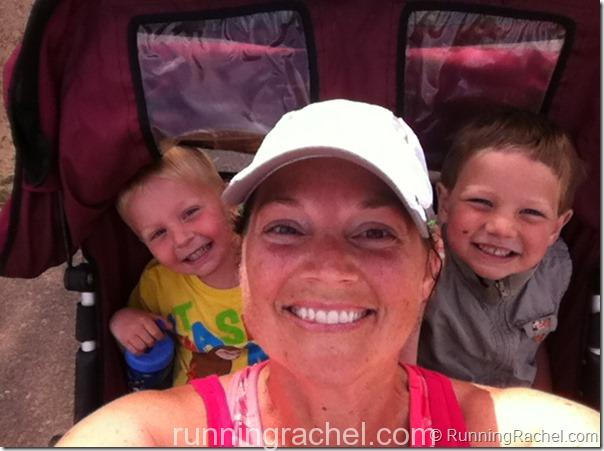 running with kids via @runningrachel