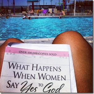 what happens when women say yes to god, lysa terkeurst bible study