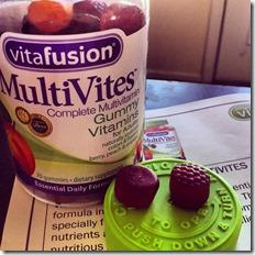 vitafusion multivites #healthytastesgood