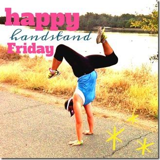 handstand fun