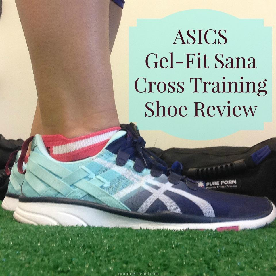 review asics gel fit sana
