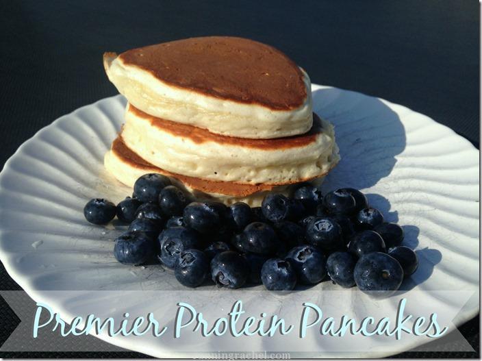 premier protein vanilla pancakes