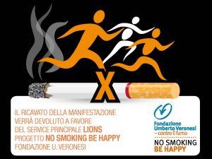 NO SMOKING - BE HAPPY