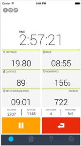 iSmoothRun 167x300 Burn Off The Xmas Calories With The Best Running Apps for your iPhone
