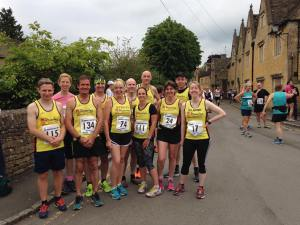 Humph's Hilly half