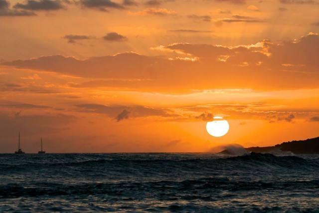copyright Justin Zern Sunset