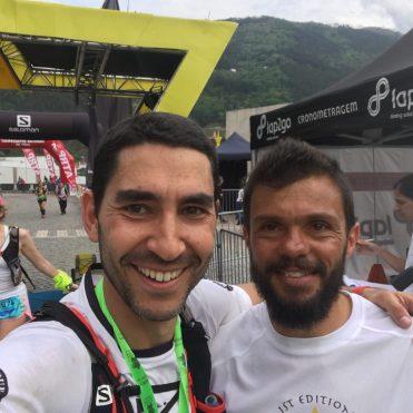 With phenomenal race organiser Armando Teixeira
