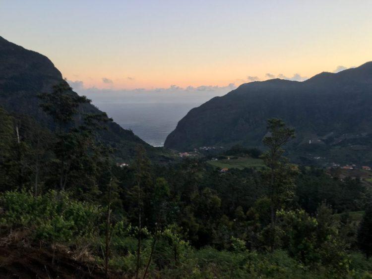 São Vicente at dawn
