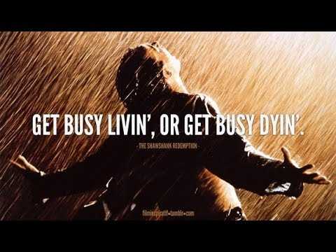 Get Busy Living or Get Busy Dying – Running Through Grief
