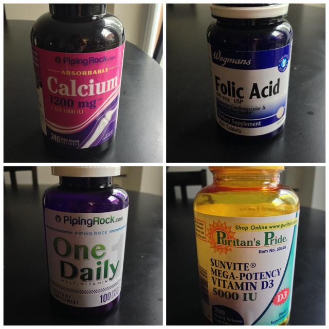 Evening Vitamins