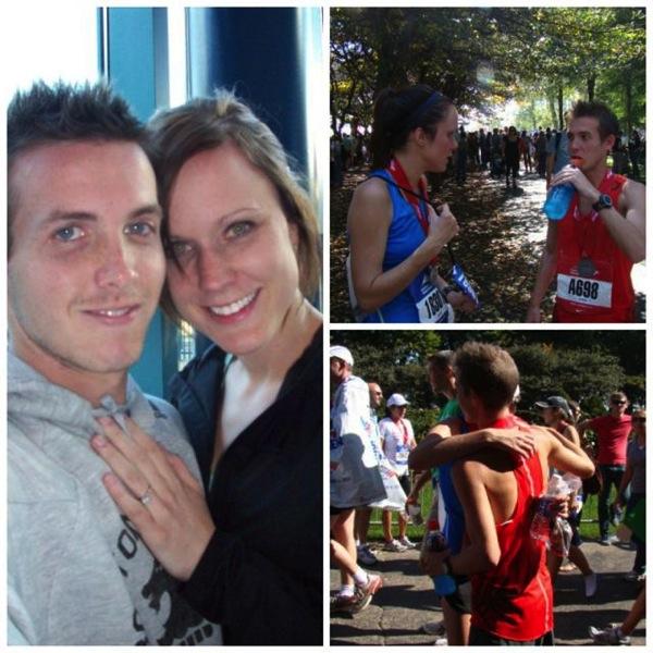 After Marathon Meet Up