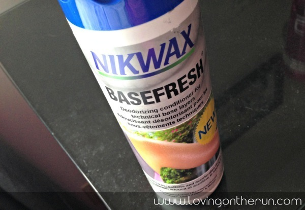 NikWax BaseFresh