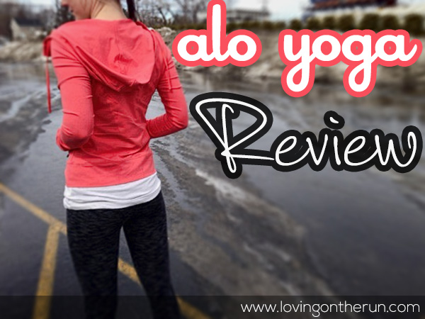 Alo Yoga Clothing Review