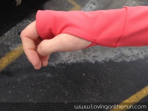 Alo Yoga Unity Jacket Thumb Hole