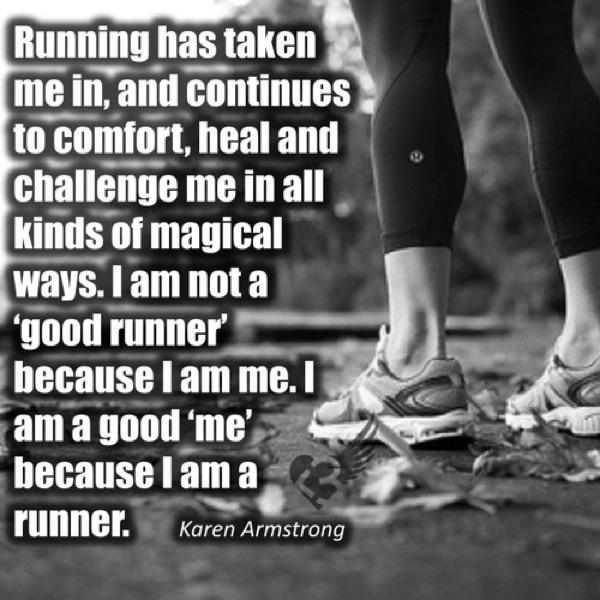 Joy of Running